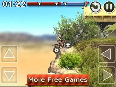 Desert Motocross Free Game