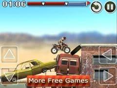 Desert Motocross Android Screenshot