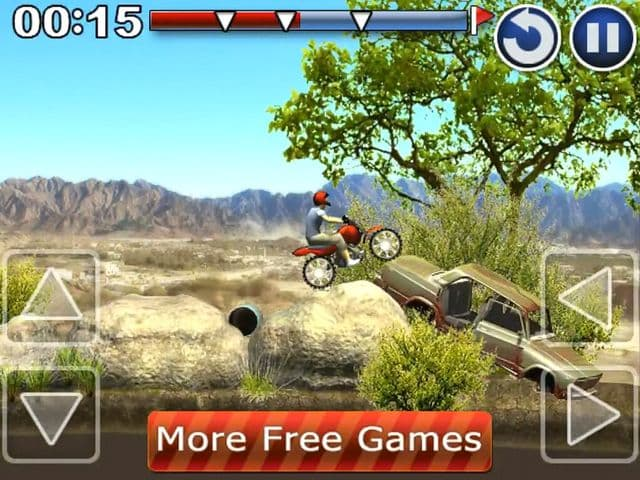 Dirt Bike Pro Screenshot 2