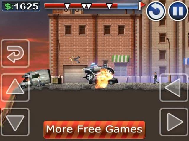 Hell Cops Screenshot 2