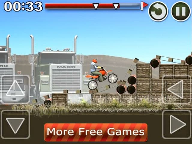 Off-Road Master Screenshot 1