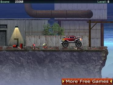 Zombie Killer Race Free Game