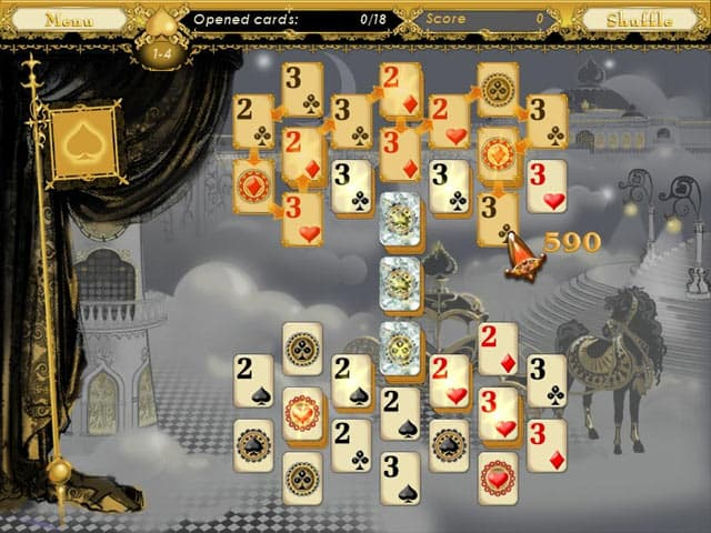 5 Realms of Cards Screenshot 1