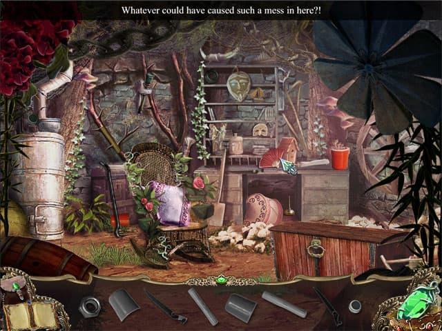 Seven Roses: A Darkness Rises Screenshot 2