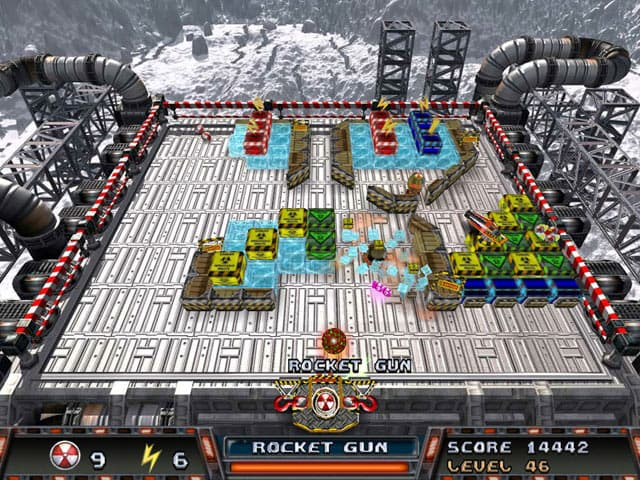 A-Ball Free PC Game Screenshot