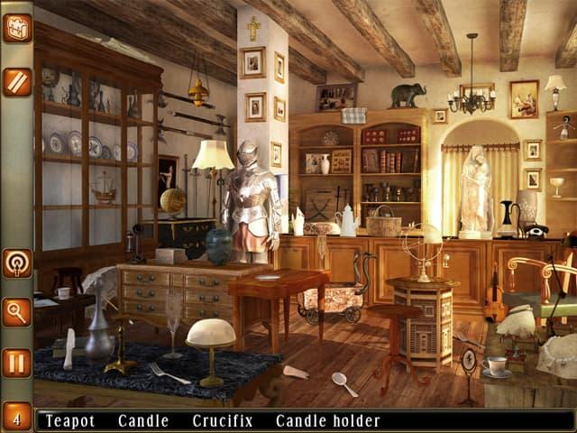 A Vampire Romance Free PC Game Screenshot