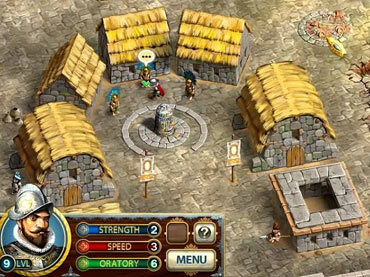 Adelantado Trilogy: Book Two Полная Игра