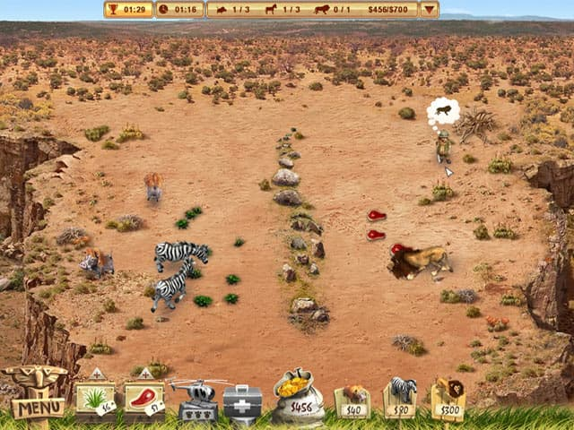 African Farm Free PC Game Screenshot