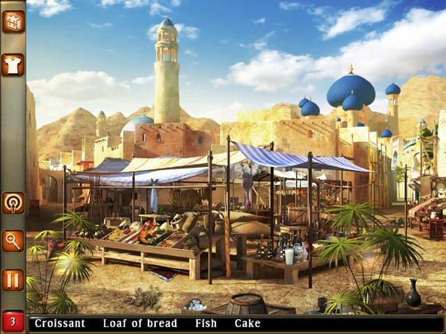 Aladin and the Enchanted Lamp Screenshot 2