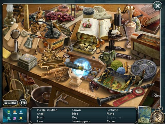 Alexander: Secrets of Power Free PC Game Screenshot