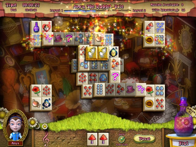 b0 Alices Magical Mahjong Free Full Version PC Game