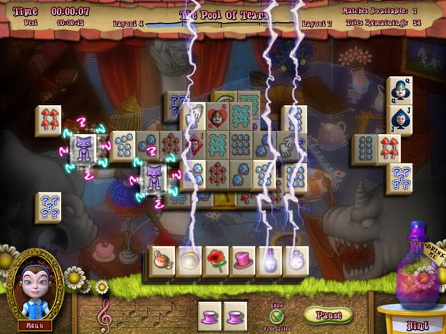 b2 Alices Magical Mahjong Free Full Version PC Game