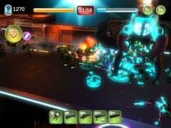 Alien Hallway Screenshot