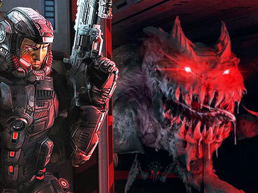 Alien Shooter 2 Free Game