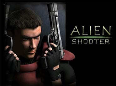 Alien Shooter Free Games