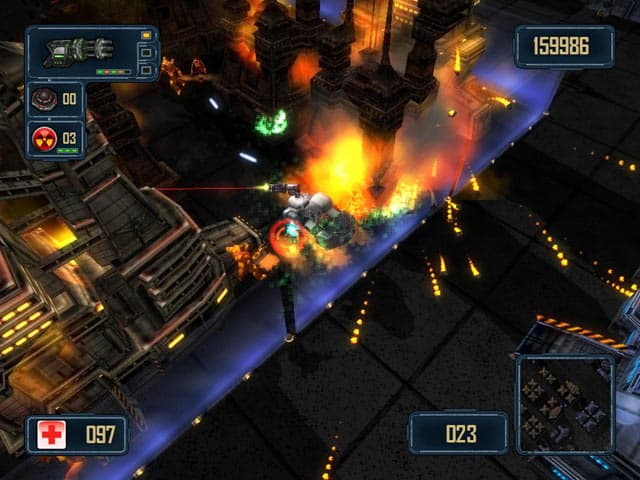 Alien Terminator Free PC Game Screenshot