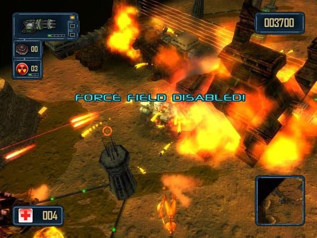 Alien Terminator Free PC Game Screenshot