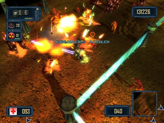 Download Game PC Alien Terminator full version