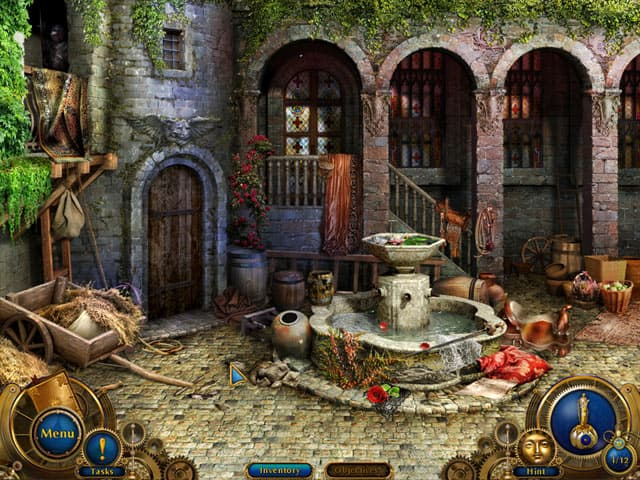 Amulet of Time Free PC Game Screenshot