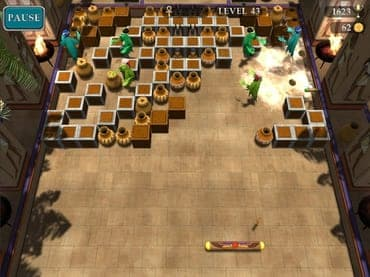 Ancient Ball: Curse of Pharaoh Free Game