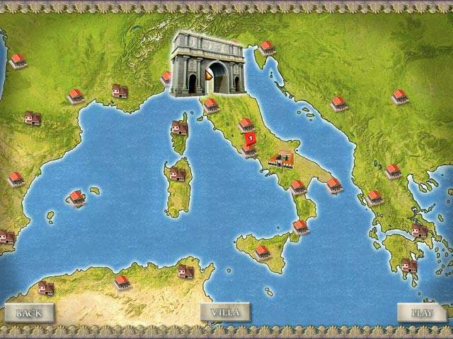 Ancient Rome Free PC Game Screenshot