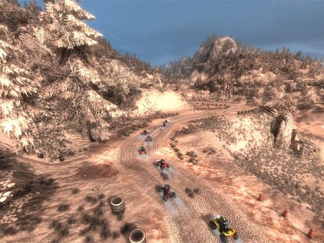 ATV Offroad Racing Screenshot 2
