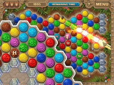 Azteca Puzzle Free Game