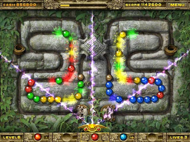 Azteca Free PC Game Screenshot
