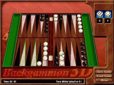 Backgammon Free Game