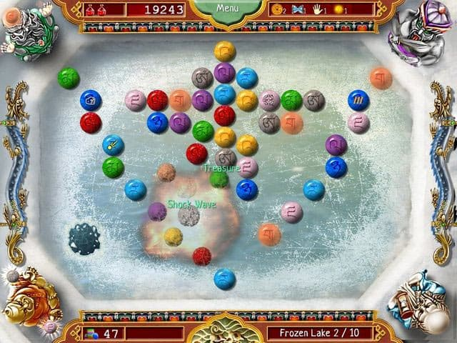 Bato Tibetan Puzzle Free PC Game Screenshot
