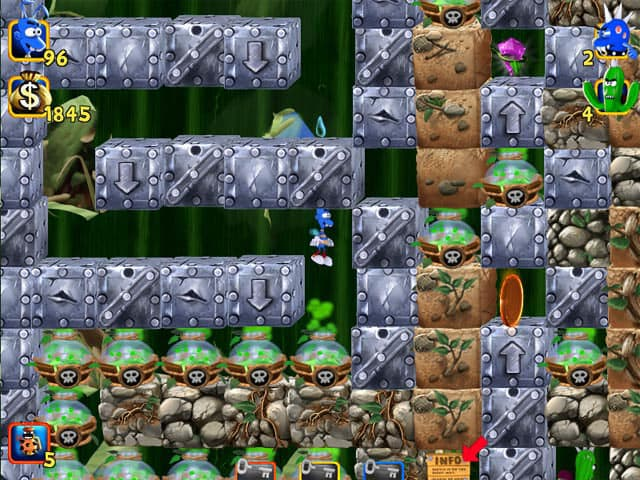 Beetle Bug 2 Free PC Game Screenshot