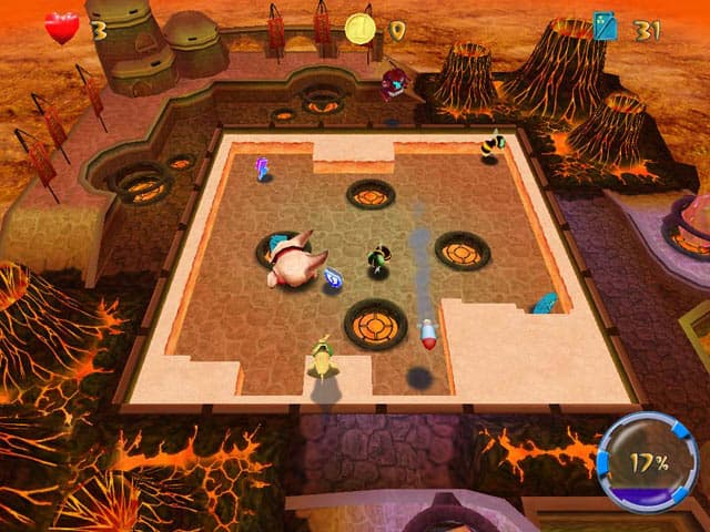 Billy Bob Adventure Free PC Game Screenshot