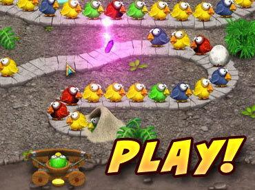 Bird's Town Free Game