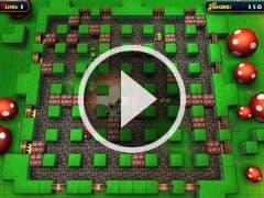 Bomber Mario Screenshot