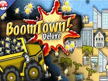 Boom Town Deluxe Free Game
