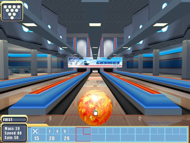 Bowling Free PC Game Screenshot