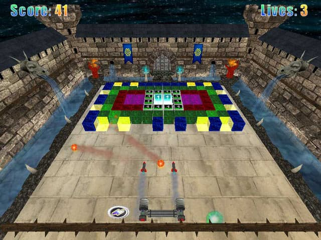 Brixout XP Free PC Game Screenshot