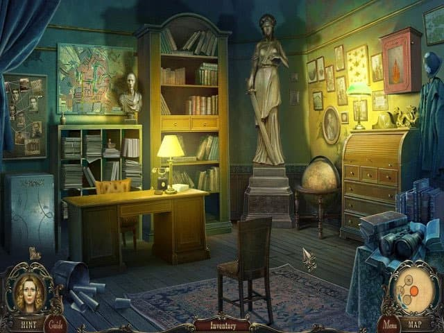 The Lonely Hearts Murders Free PC Game Screenshot