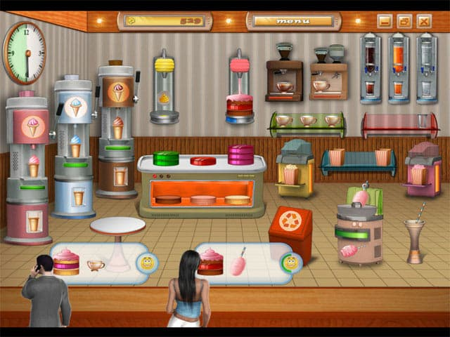 Cake Queen Free PC Game Screenshot