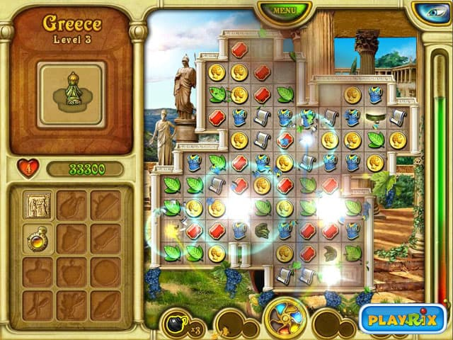 Call of Atlantis Free PC Game Screenshot