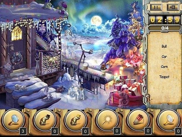 Castle Secrets: Between Day And Night Screenshot 1