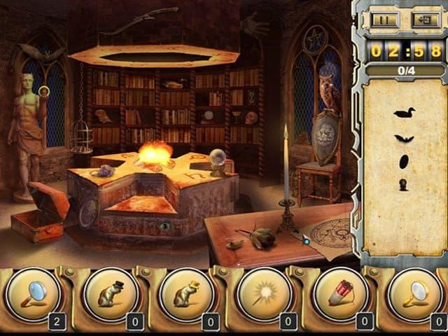 Castle Secrets: Between Day And Night Screenshot 2