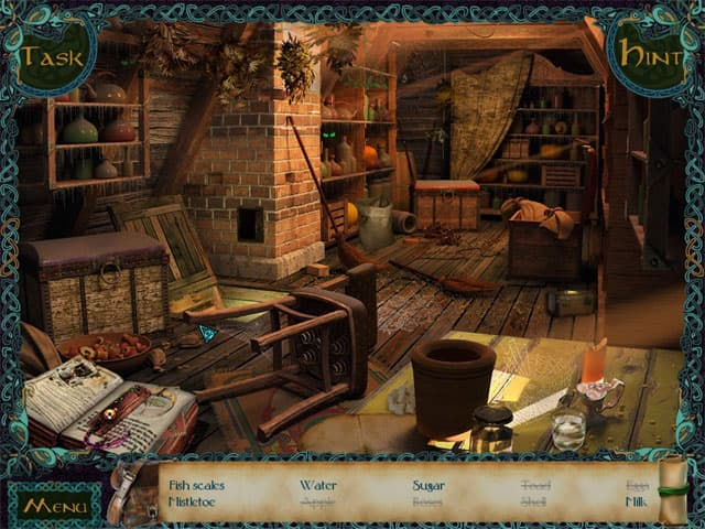 Celtic Lore Free PC Game Screenshot