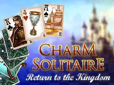 Charm Solitaire: Return to the Kingdom