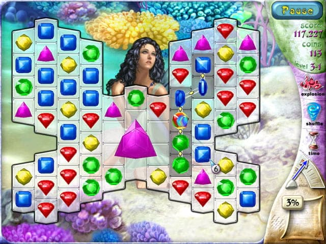 Charm Tale 2: Mermaid Lagoon Screenshot 1
