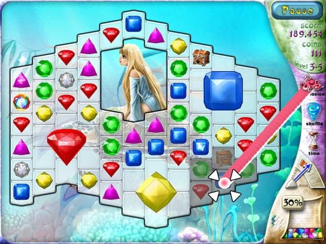 Charm Tale 2: Mermaid Lagoon Screenshot 2