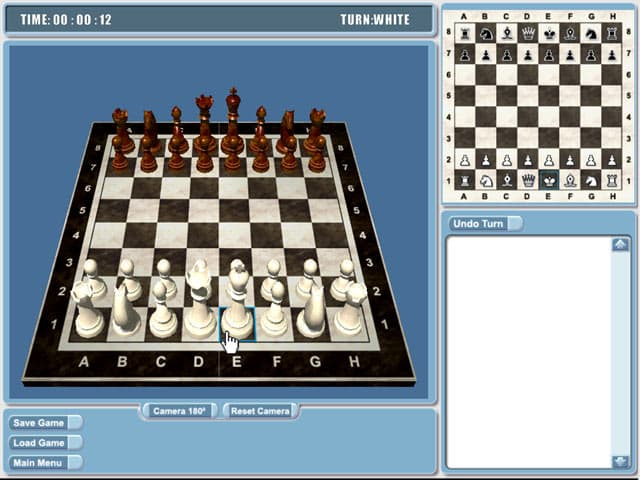 Chess - by GameTop - 2d & 3d - Download