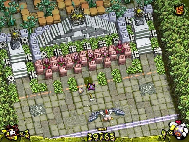 Chicken Attack Deluxe Screenshot 1
