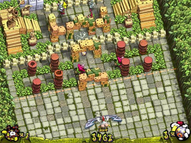 Chicken Attack Deluxe Screenshot 2