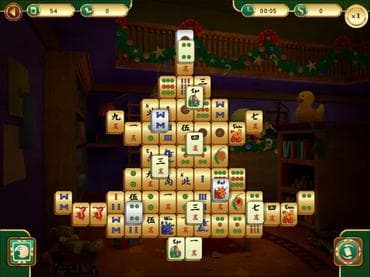 Christmas Mahjong Free Game